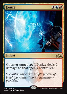 card image for ionize