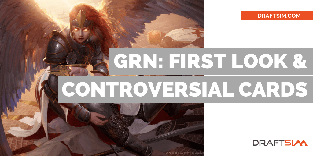 draftsim controversial cards guilds of ravnica