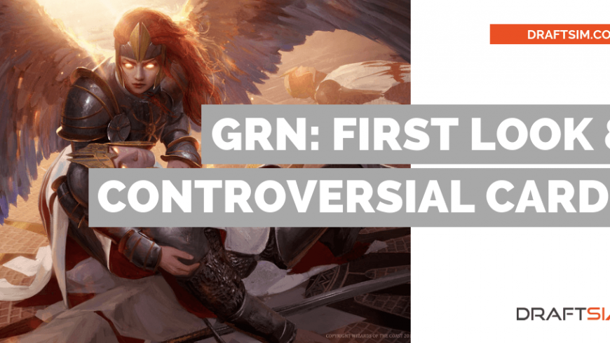 Guilds of Ravnica First Look: Controversy Abound