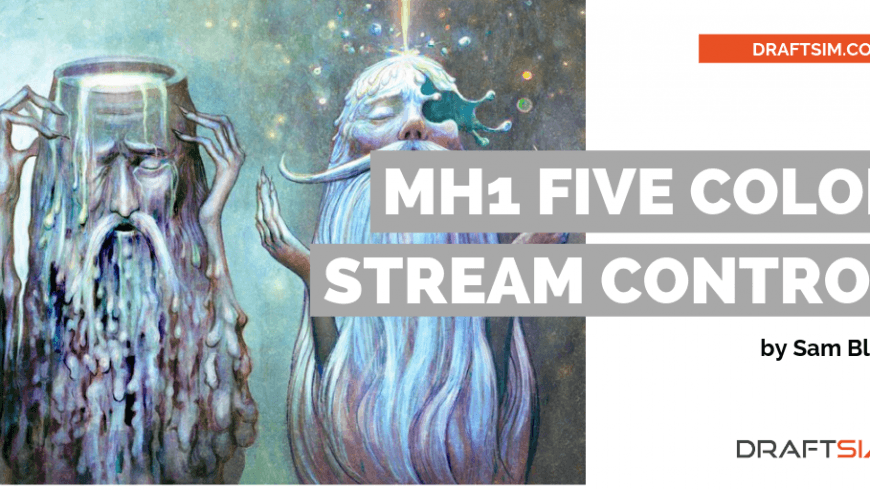Secret Deck in Modern Horizons: How to Draft Five-Color Stream Control