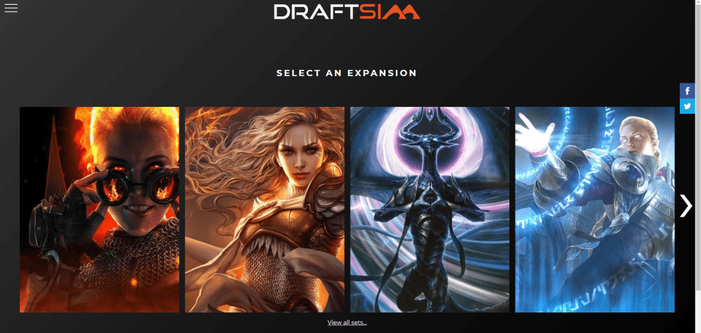 the new look of draftsim