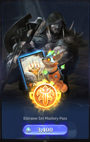 MTG Arena Mastery Pass store purchase