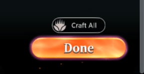 MTGA Craft All button