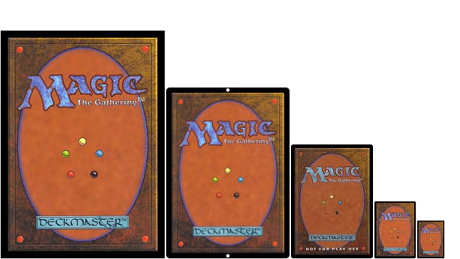 MTG Card Size/Dimensions, Weight, and Much Much More
