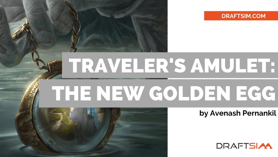 Traveler's Amulet The New Golden Egg