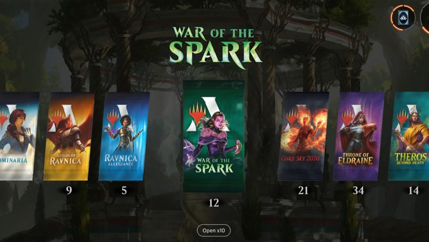 Which Packs Should I Buy in MTG Arena?
