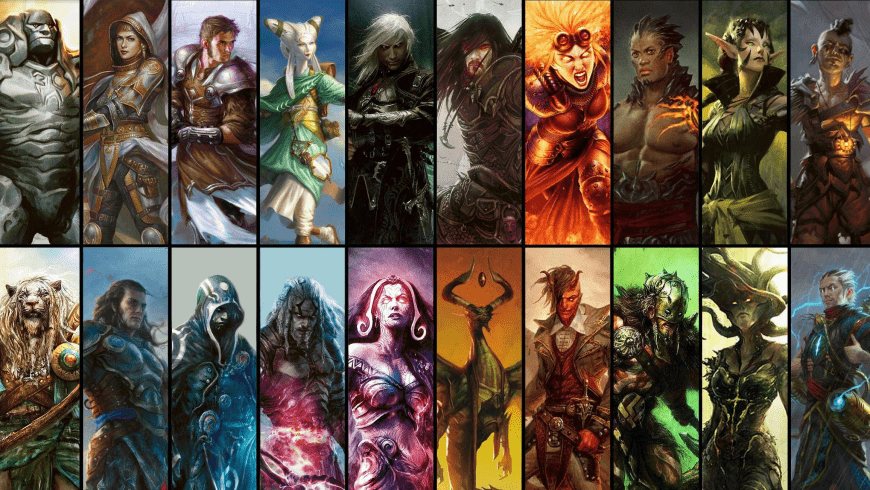 The Complete Guide to Planeswalkers in Magic: the Gathering