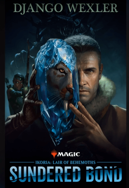 Sundered Bond IKO MTG book cover
