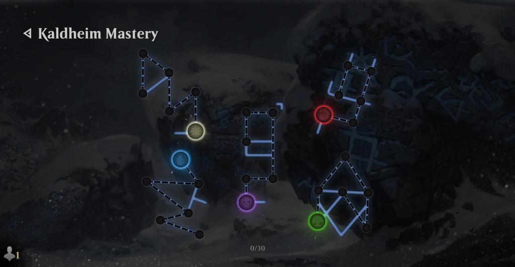 Kaldheim Mastery Tree