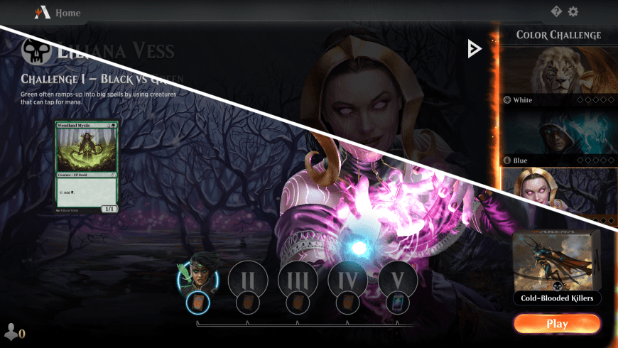 The MTG Arena Color Challenges: What Are They and How Do They Work?