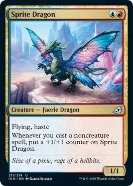 Sprite Dragon