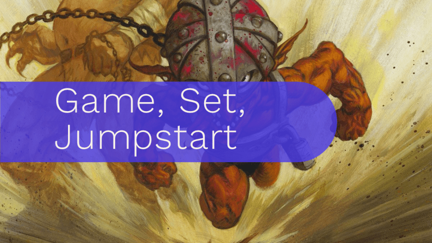 MTG Jumpstart Spoilers and Set Information