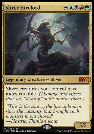 Sliver Hivelord
