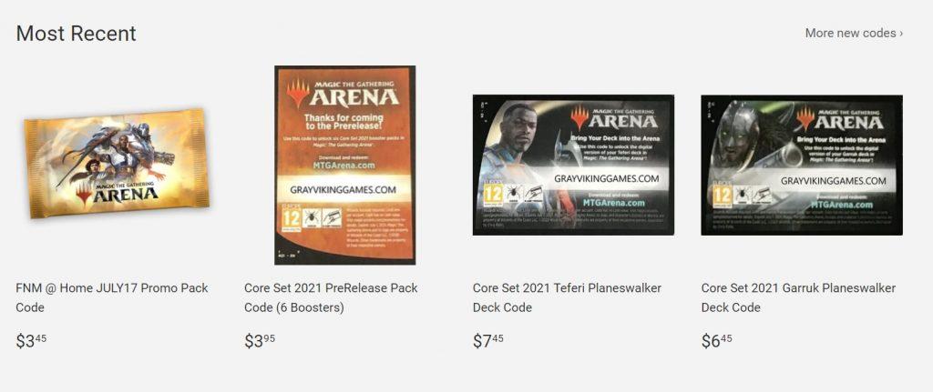 MTGA MTG Arena Code FNM Home Pack SEPT 18 ZENDIKAR PRERELEASE 6 booster FAST