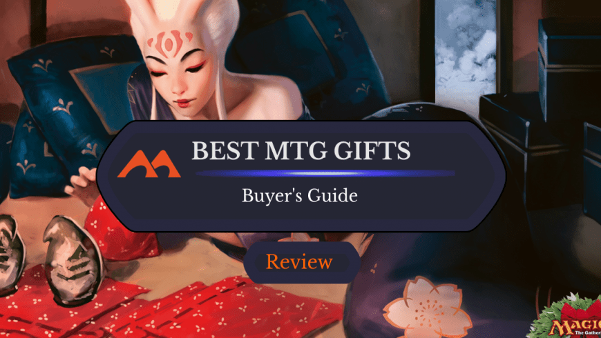 The Best Magic: the Gathering Gifts for 2021 – A Complete Guide