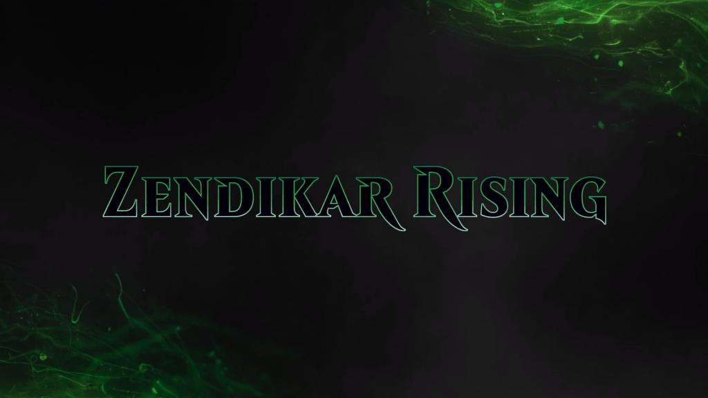 MTG Zendikar Rising set