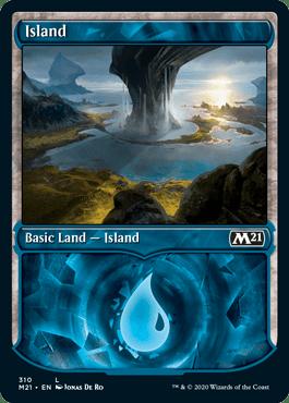 M21 Island