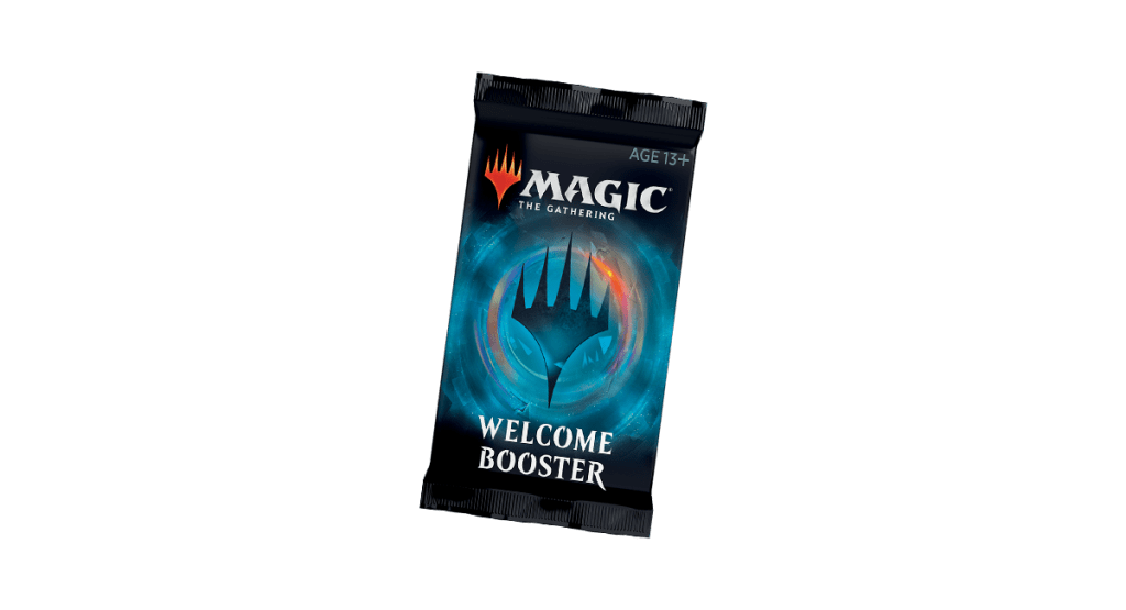 M21 welcome booster pack