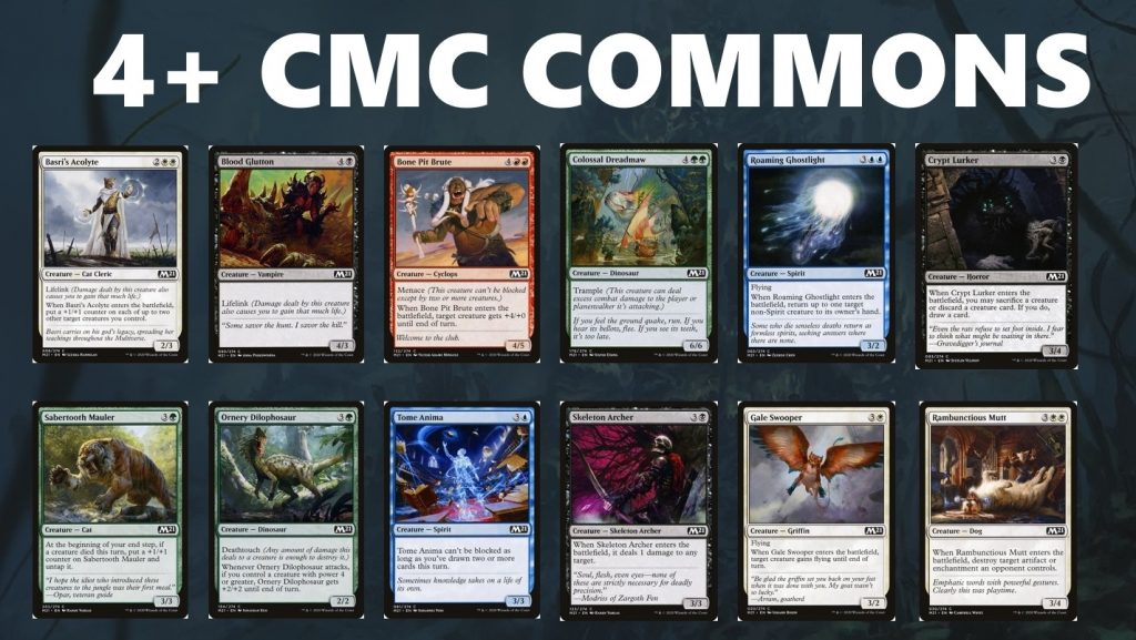 4+ CMC commons