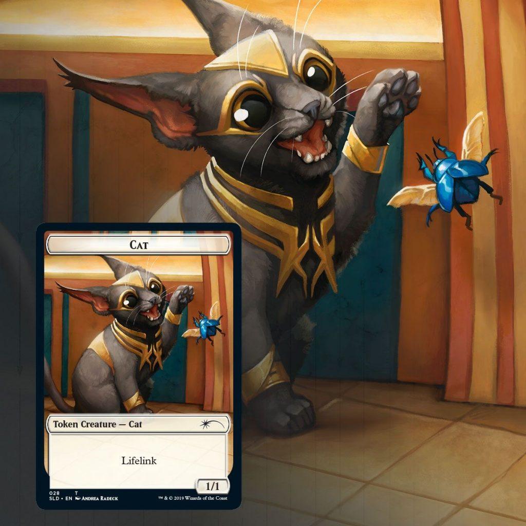 Cat token 1