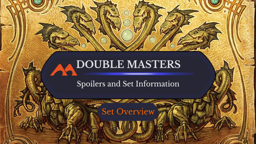 Double Masters: Spoilers and Set Information