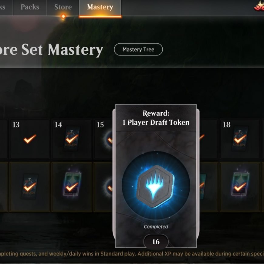 MTG Arena Draft Tokens – What Are They and How to Get Them