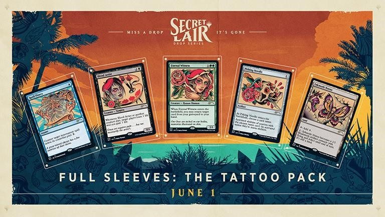 Full Sleeves the Tattoo Pack