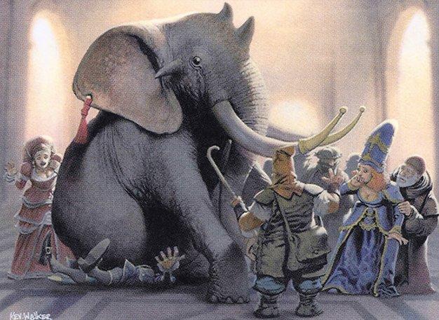 Generous Gift - Illustration by Kev Walker