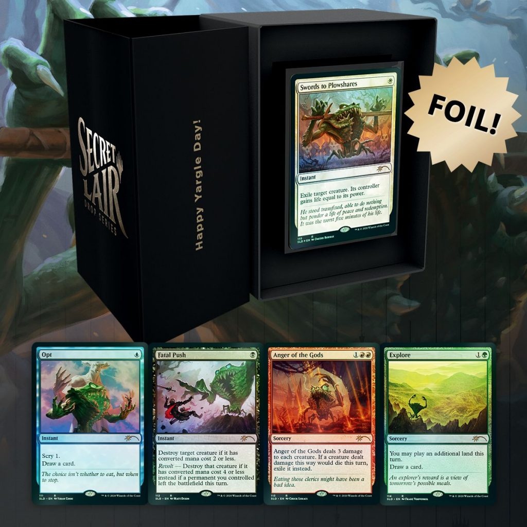 Happy Yargle Day! - Foil