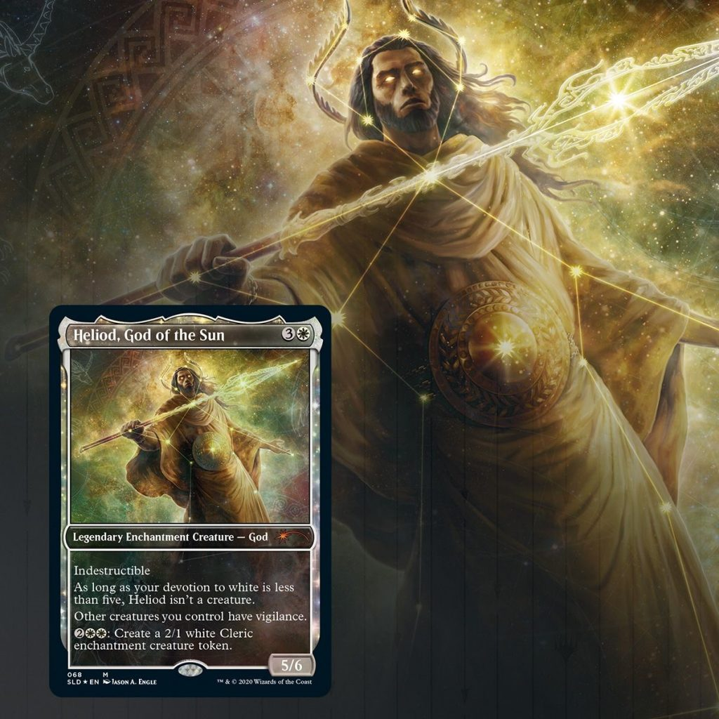 Heliod, God of the Sun