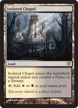 Isolated Chapel Innistrad