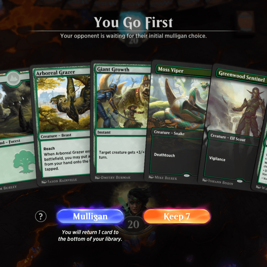 Everything We Know About The MTG Arena BO1 Hand Smoothing Algorithm