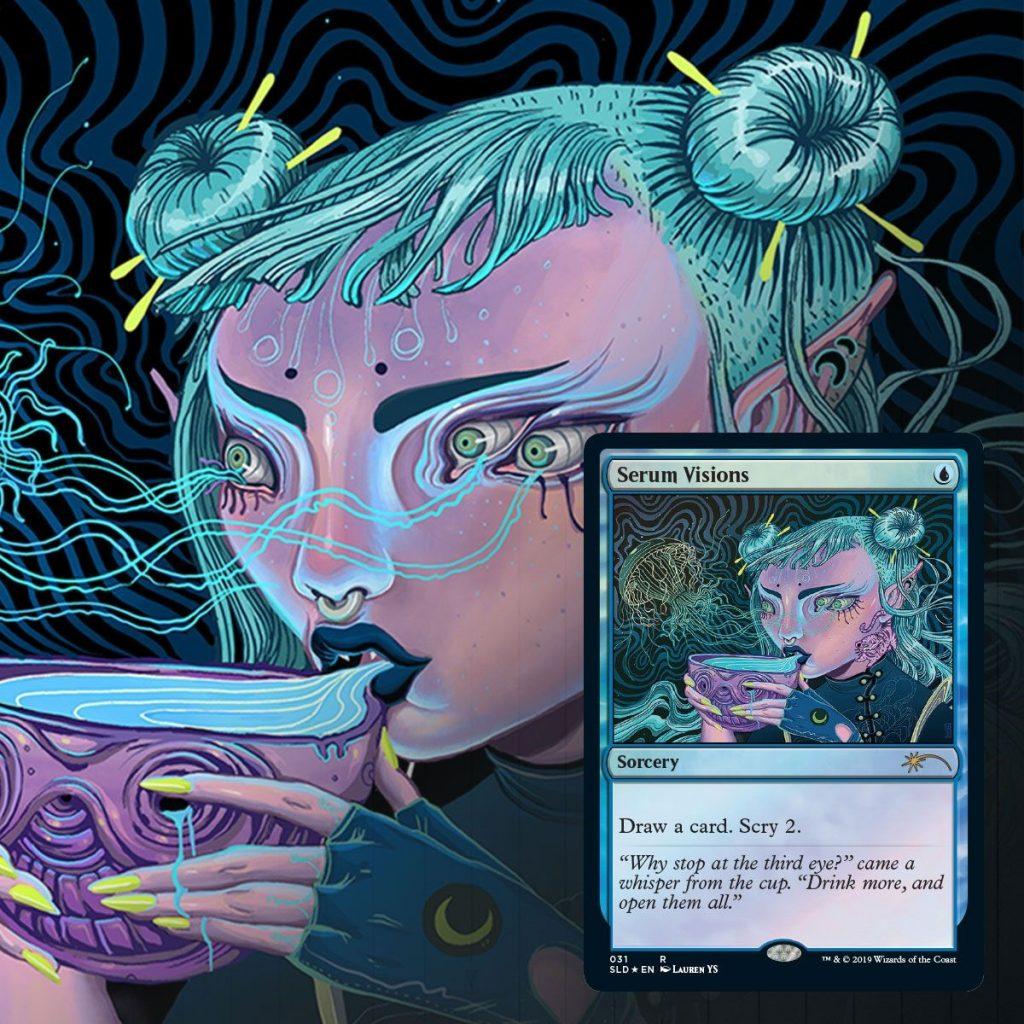 Serum Visions