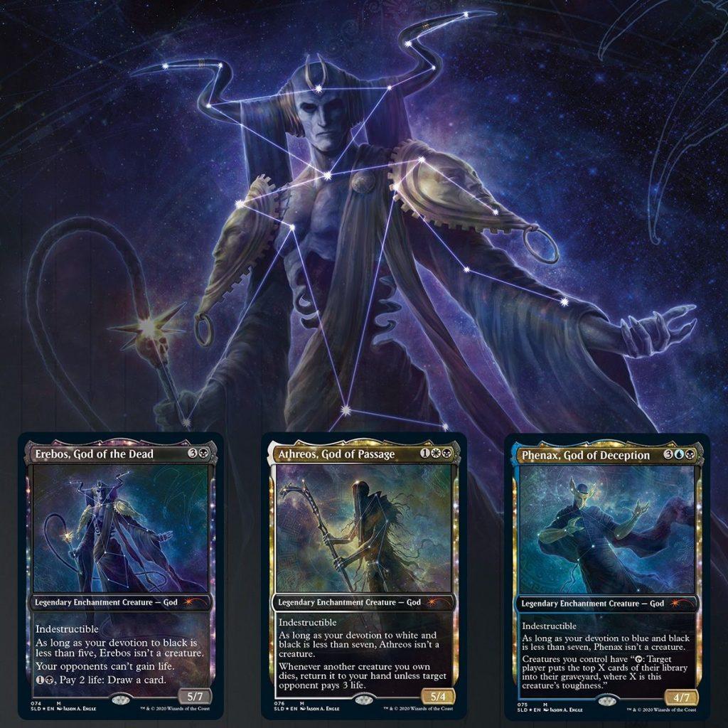 Theros Stargazing, Volume III Erebos Secret Lair Drop