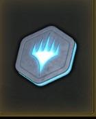 An MTG Arena draft token
