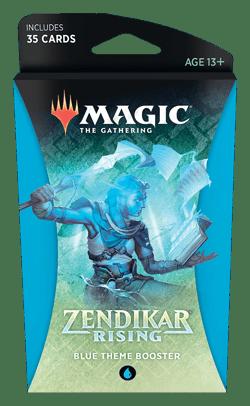 MTG Zendikar Rising Theme Booster