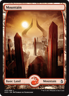 Amonkhet Mountain