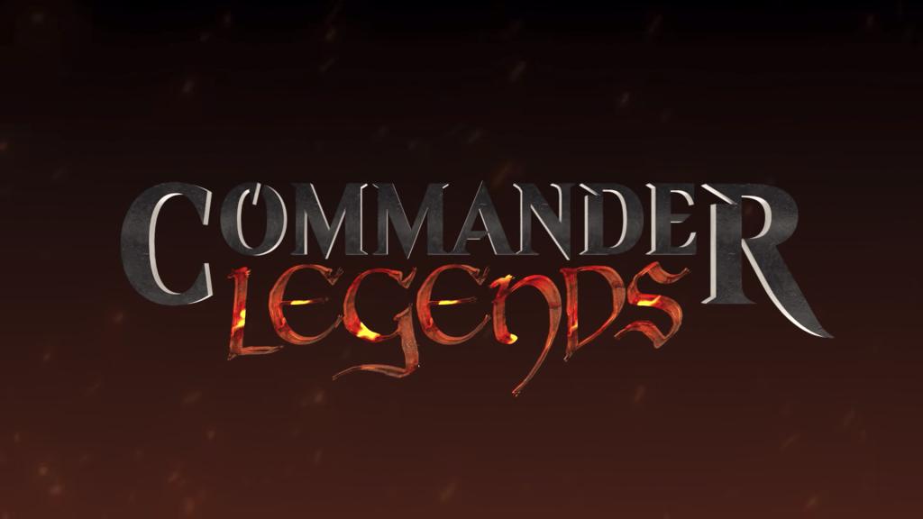 Commander Legends graphic