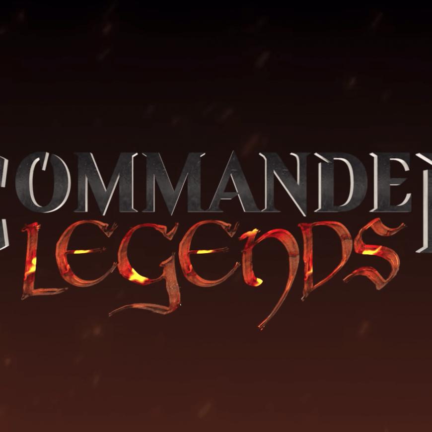 Commander Legends: Set News, Information, and Spoilers