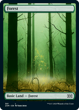 Double Masters Forest