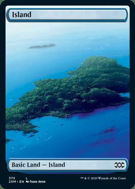 Double Masters Island
