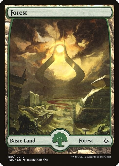 Hour of Devastation Forest