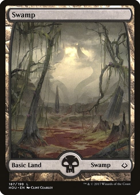 Hour of Devastation Swamp