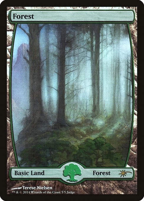 Judge Gift Promos Forest