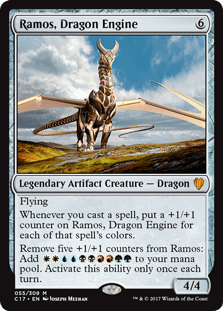 Ramos, the Dragon Engine