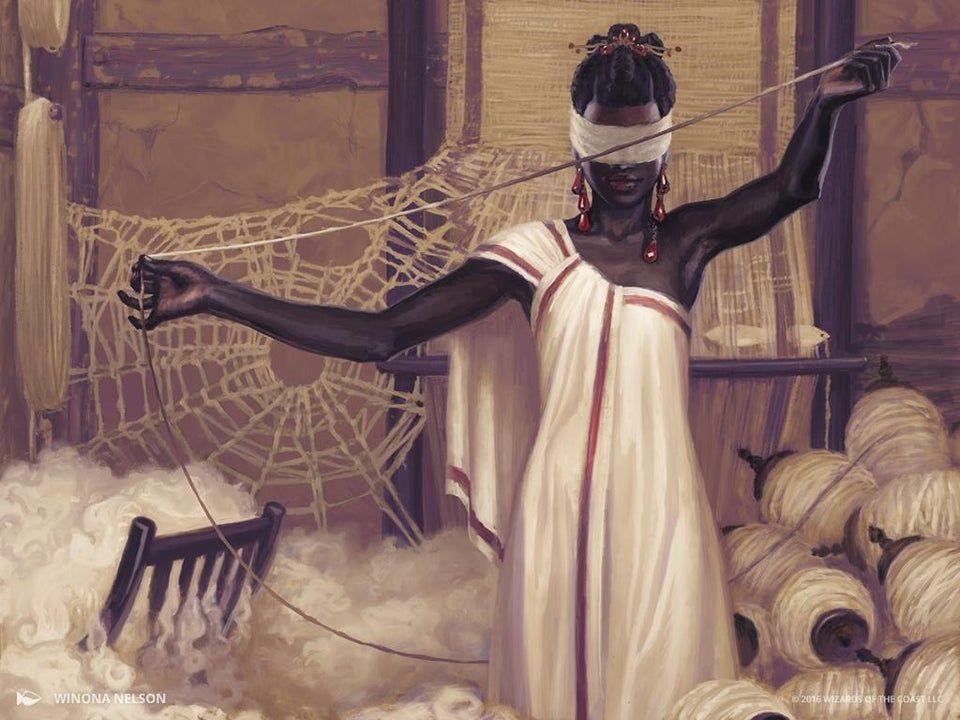 Tymna the Weaver