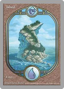 Unglued Island