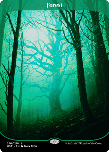 Unstable Forest