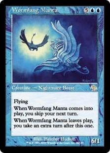 Wormfang Manta