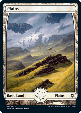 Zendikar Rising Plains